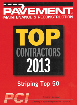 PAVEMENT Mag. Top Contractors 2013